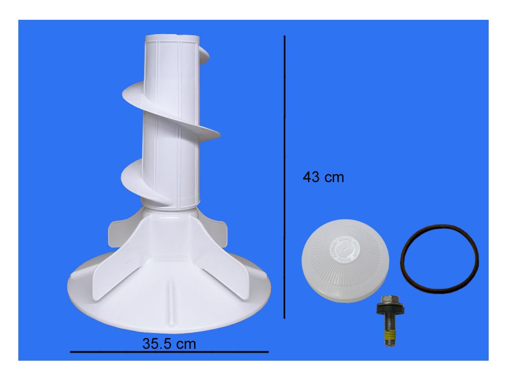 La lavadora de agitador whirlpool alcanza 700 rpm al centrifugar de